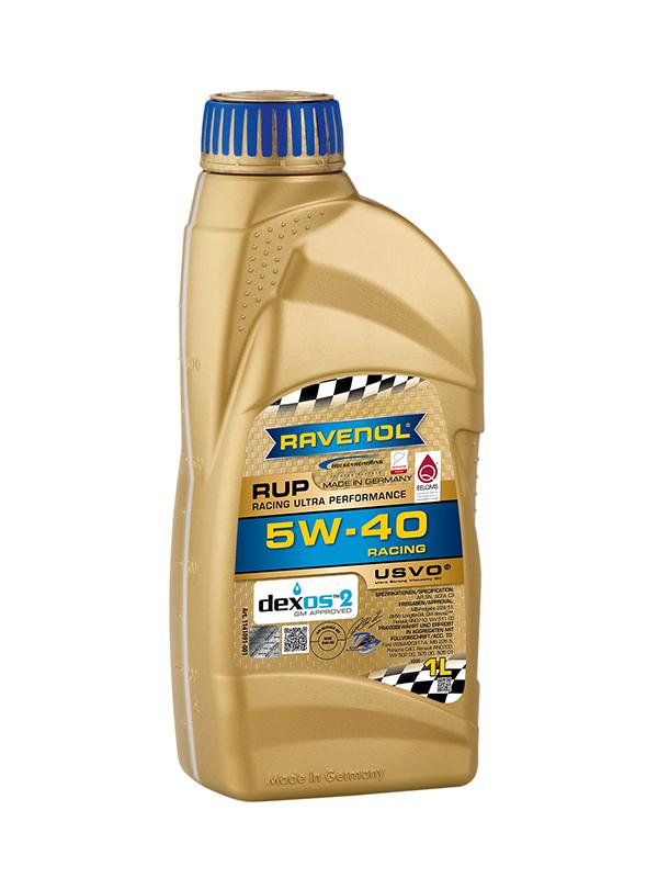 RAVENOL RUP SAE 5W-40 : Rallye- / Racing oils   Ravenol